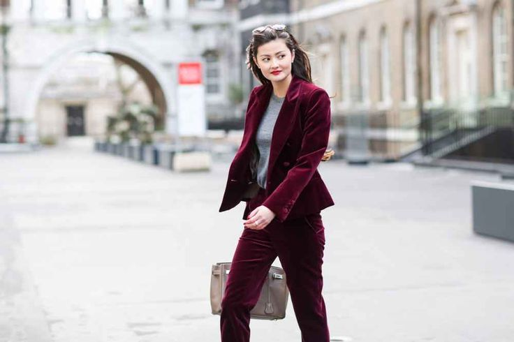 London Street Style Fashion Week Outfits Photography