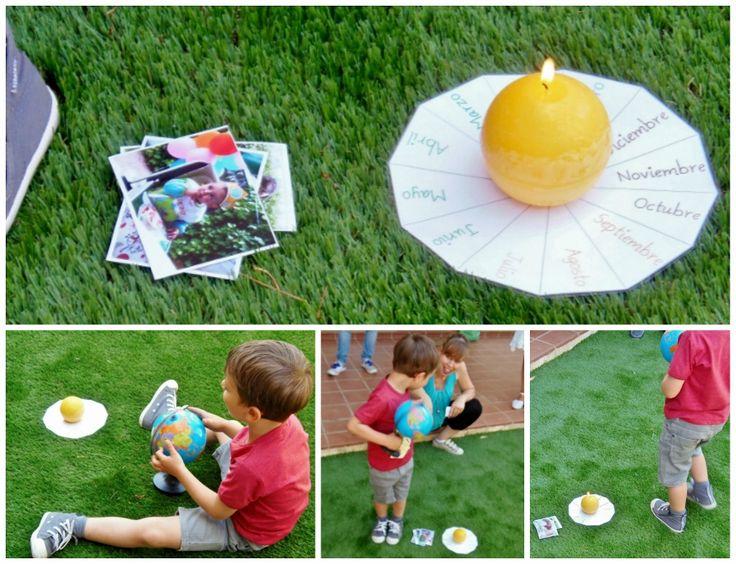 Celebración de la Vida (Cumpleaños Montessori) - Celebration of Life (Montessori Birthday) • Montessori en Casa