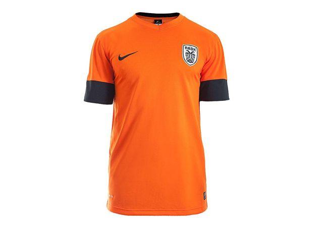 PAOK 2013/14 Nike Third Kits