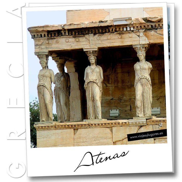 Atenas, con más de 3.000 años de antigüedad, cuna de la civilización occidental y origen de la democracia... una ciudad imperdible para entender lo que somos.