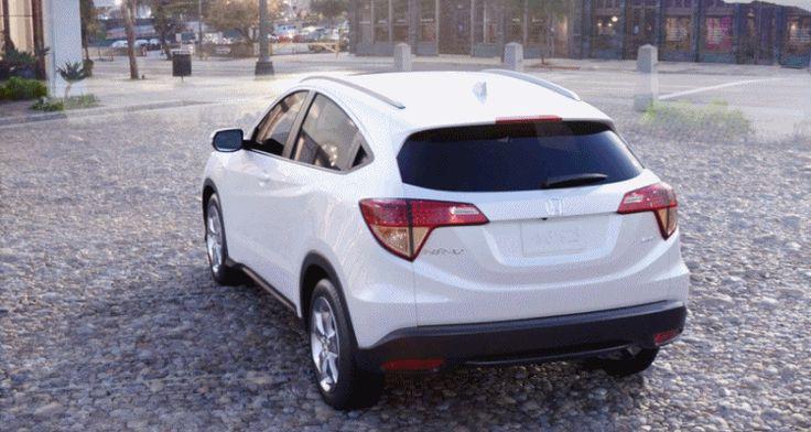 2016 Honda HR-V - White Orchid Pearl