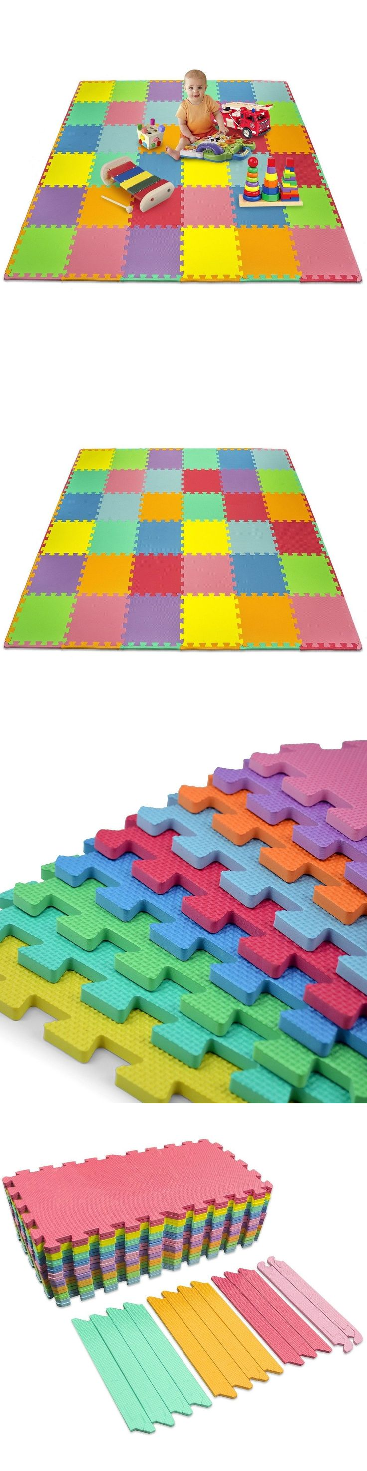 Rubber floor mats baby - Blocks Tiles And Mats 145931 Puzzle Mat For Kid Baby Play Foam Floor Best Playground