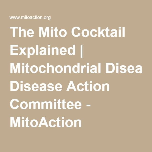 pdf mitochondrial disease and the heart