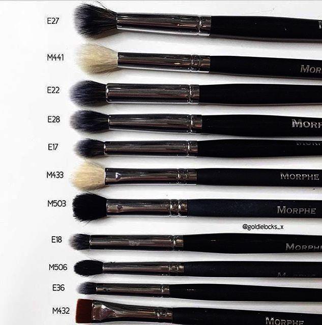 Professionelles Make-up-Pinsel-Set und ihre Verwendung & Make-up Revolution Redemption Pale …   – Makeup Brushes