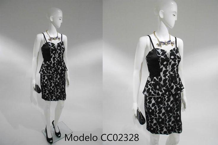 Vestido Modelo CC02328.