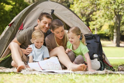 Five tips for camping with kids Blog — Calmmother