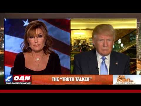 Sarah Palin's Trump Interview Was Actually Worse Than You Imagined |via`tko Liberals Unite | The Chump and the Chimp (best comment of all!)