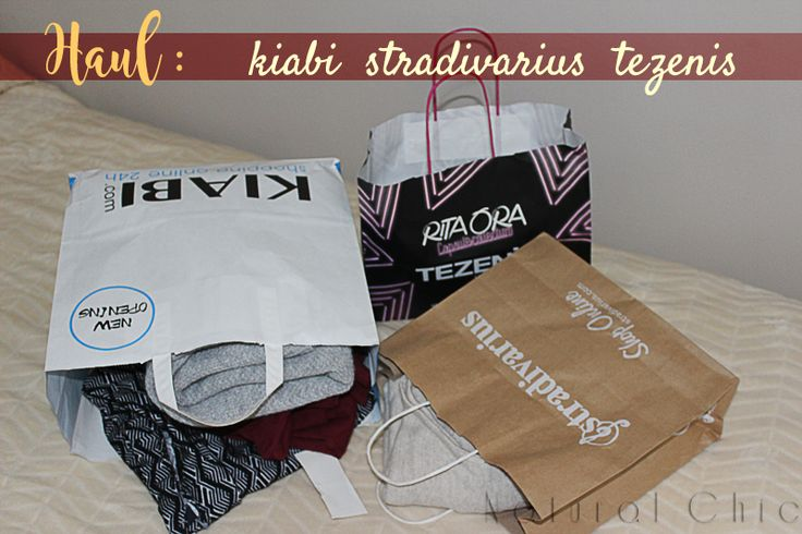 natural chic : HAUL, shopping autunnale: kiabi, stradivarius, tez...