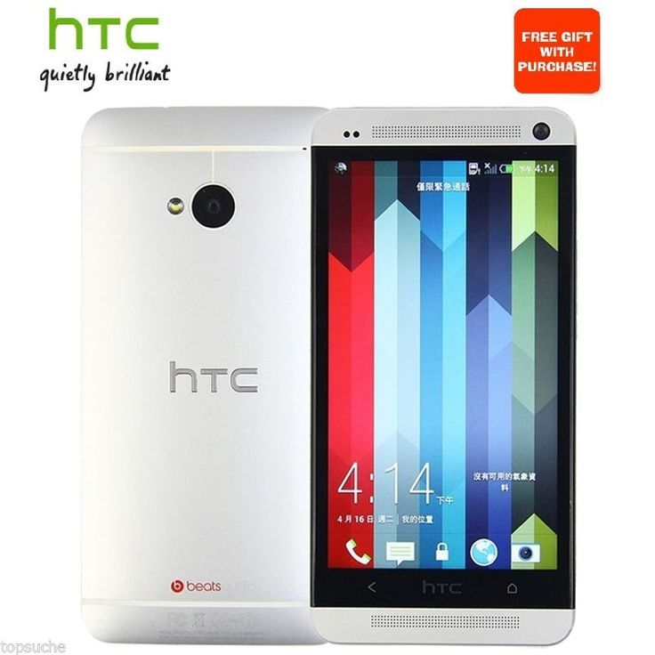 #Android #phone #htc m7 HTC ONE M7 2+32GB QuadCore Android Unlocked 3G Smartphone GPS WIFI Dual Camera 84.98       Item specifics   Condition: Manufacturer refurbished      :                An item that has been professionally restored to...