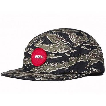 Circle Patch 5 Panel Cap from Obey $39