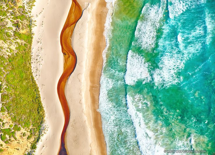 Aerial Photography Windy Harbour