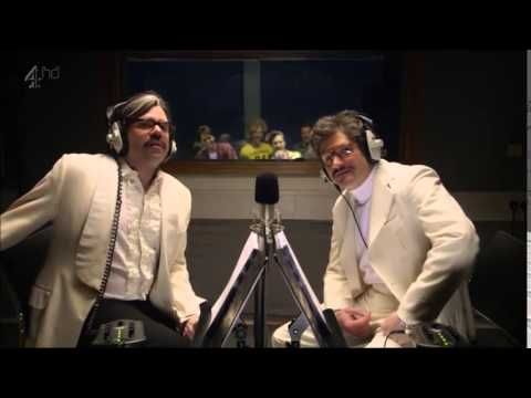 Toast of London, gay porn voiceover (EXPLICIT). Yes, I can hear you Clem Fandango.