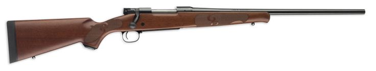 winchester model 70 featherweigh.  Hopefully my next whitetail rifle.