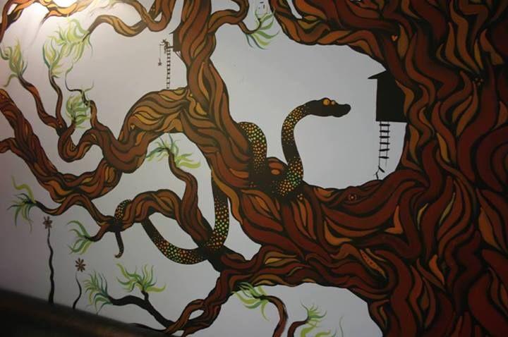 5 Star Tree - By Kim Hr. Holm