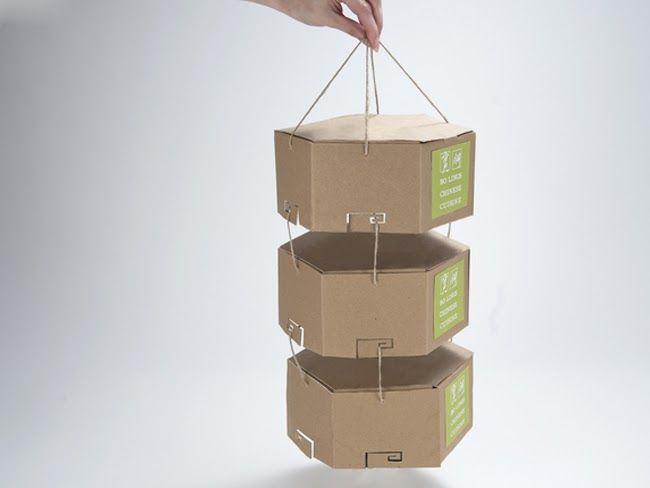 Mettant l'accent sur l'environnement, cet emballage tente d'éliminer la nécessité d'un sac de plastique additionnel. Pour les commandes mult...