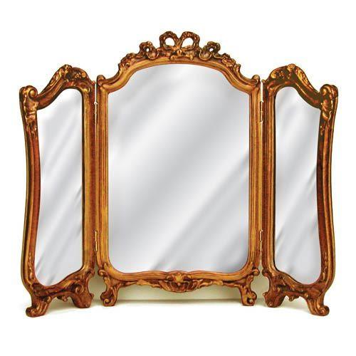 Les 20 meilleures id es de la cat gorie miroir triple for Miroir des vanites