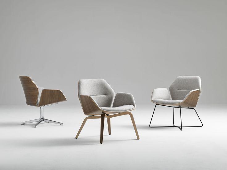 Ginkgo Lounge Low Back From Davis Furniture Neocon 2016