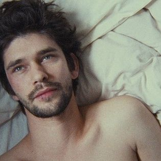 """some-trace-of-her: """" Ben Whishaw, London Spy, Episode 2 """""""