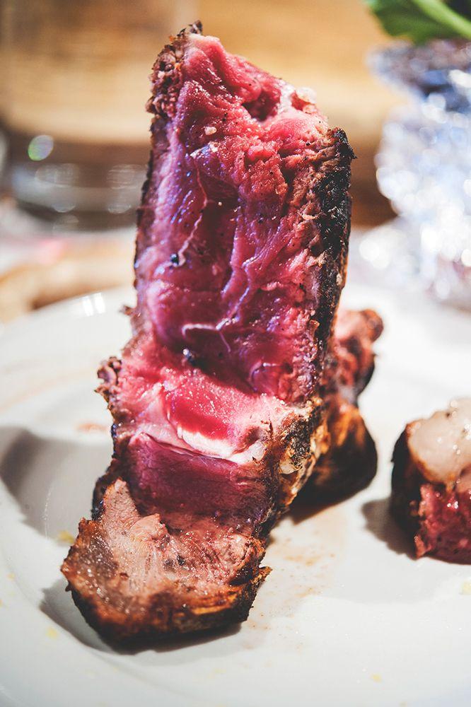 Bistecca con l'osso