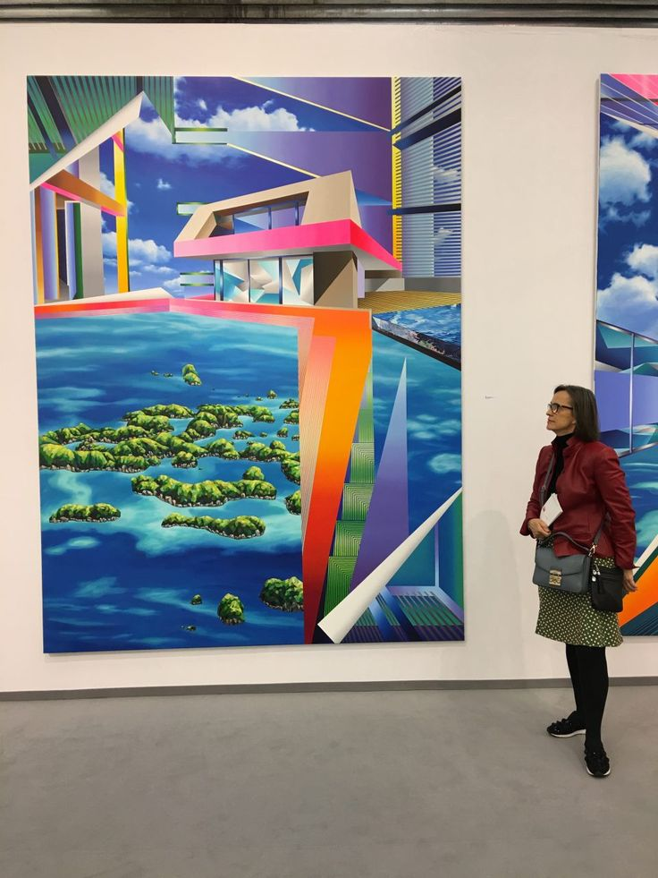 ANDREAS SCHULZE, SEO, WOLFGANG BETKE and CHRIS BURDEN at Art Cologne 2017 | DIARY | posted by Artitious