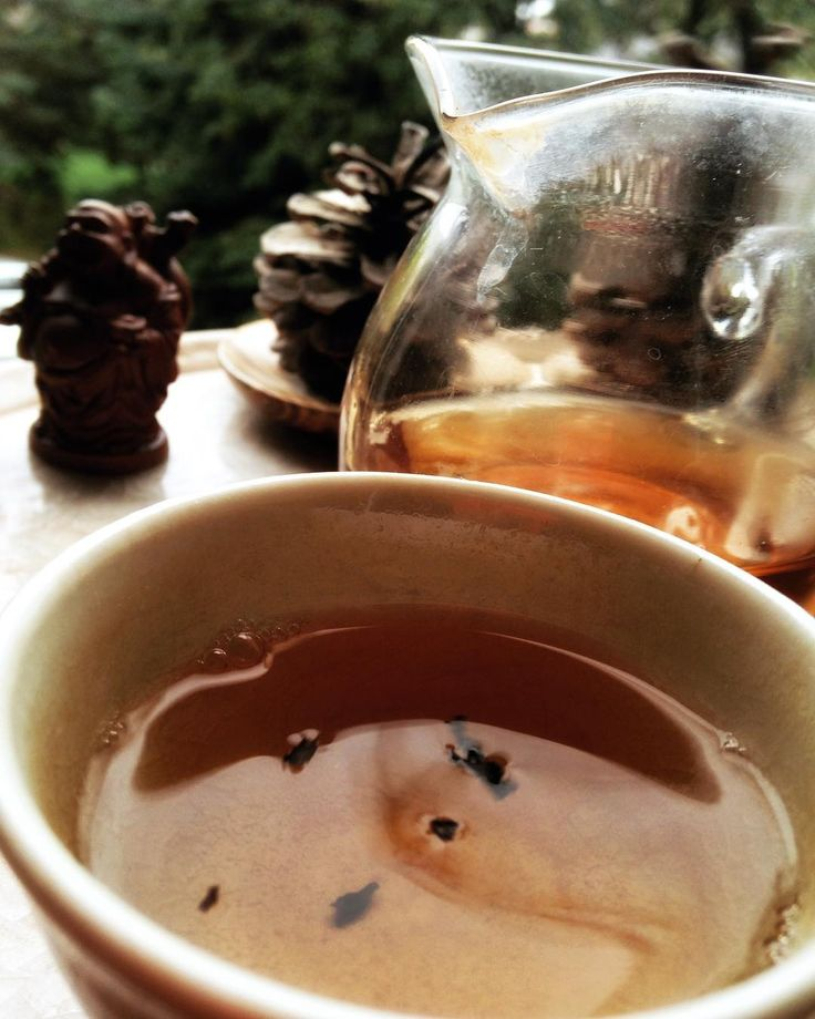 #working #rainyday #tealover #klubkocajuje #gifttea #wulong #teaaddict #teatime Dokonalost sama ještě jednou!☕️😱❤️🕊💐