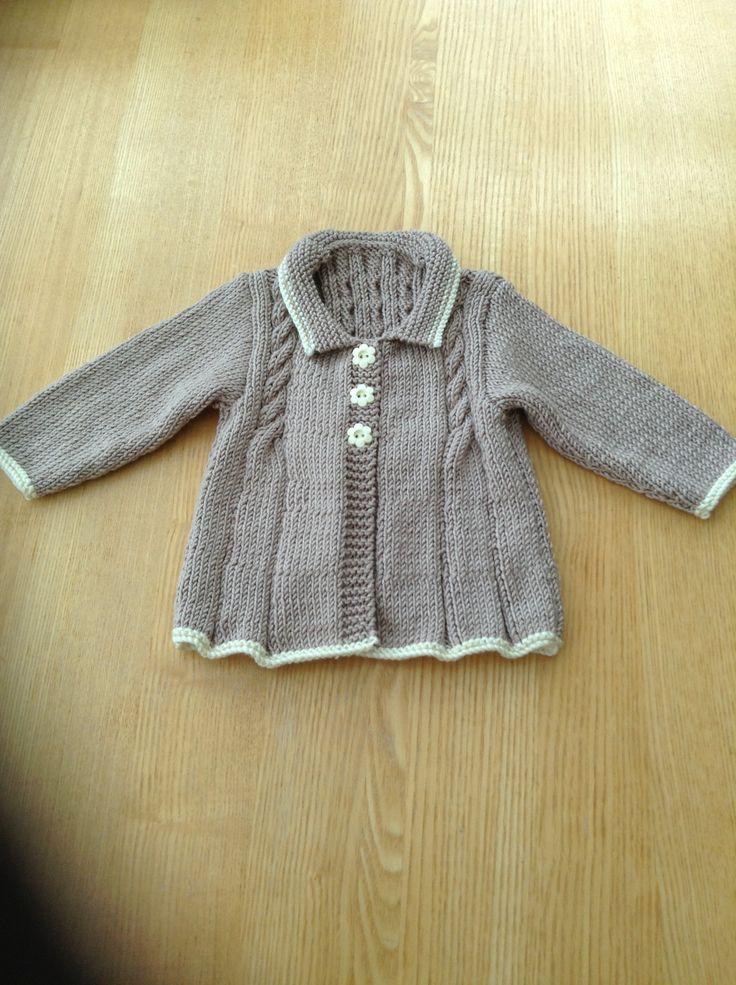 Vintage jacket for Isla (front)