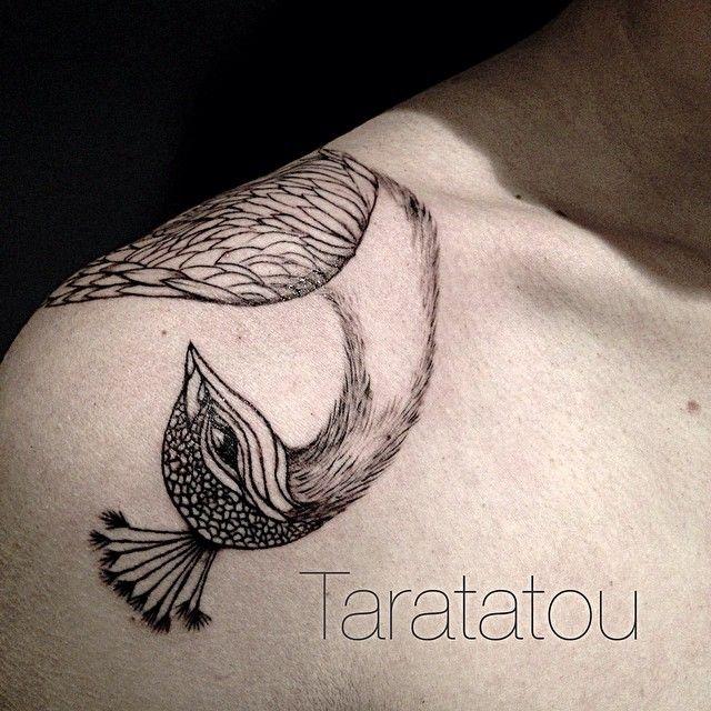 #tattoo #tatouage #inprogress #paon #Mucha #peacock #paris #inked