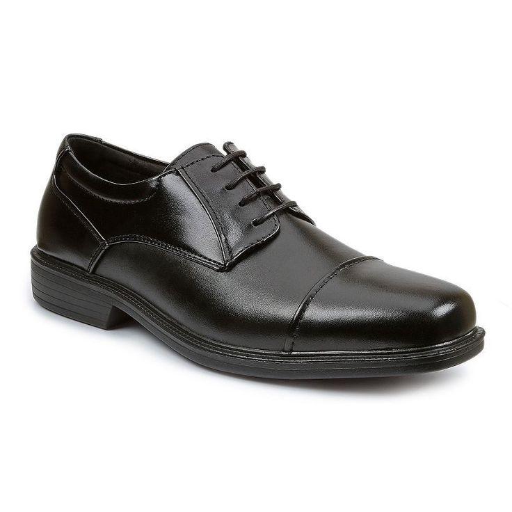 Giorgio Brutini Men's Oxford Shoes, Size: medium (10.5), Black