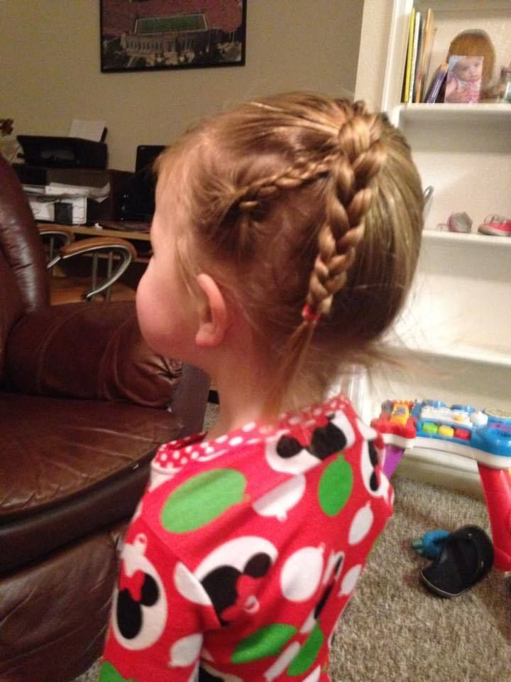 This Single Dad Couldnt Do His Daughters Ponytail, So He Went To Cosmetology School
