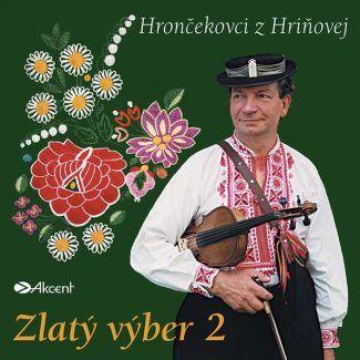 Hrončekovci – Zlatý výber 2 Ľudová hudba Jána Hrončeka z Hriňovej #slovenskyfolklor #akcent #hroncekovci