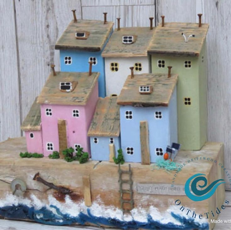 """181 Likes, 24 Comments - Handmade Driftwood Sculptures (@onthetides) on Instagram: """"I'm joining in with the @molliemakes insta challenge and today's prompt is Craft Goals. One of my…"""""""