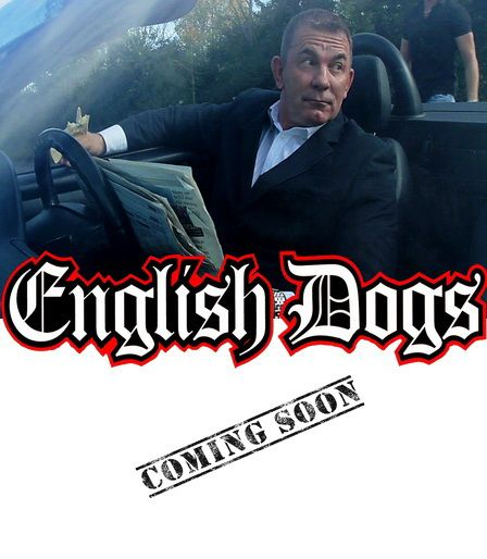 When you begin a journey of revenge, start by digging 2 graves, one for your enemy and one for yourself.  English Dogs coming soon.