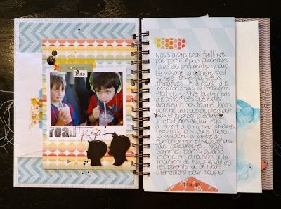 Créez votre journal par Janie