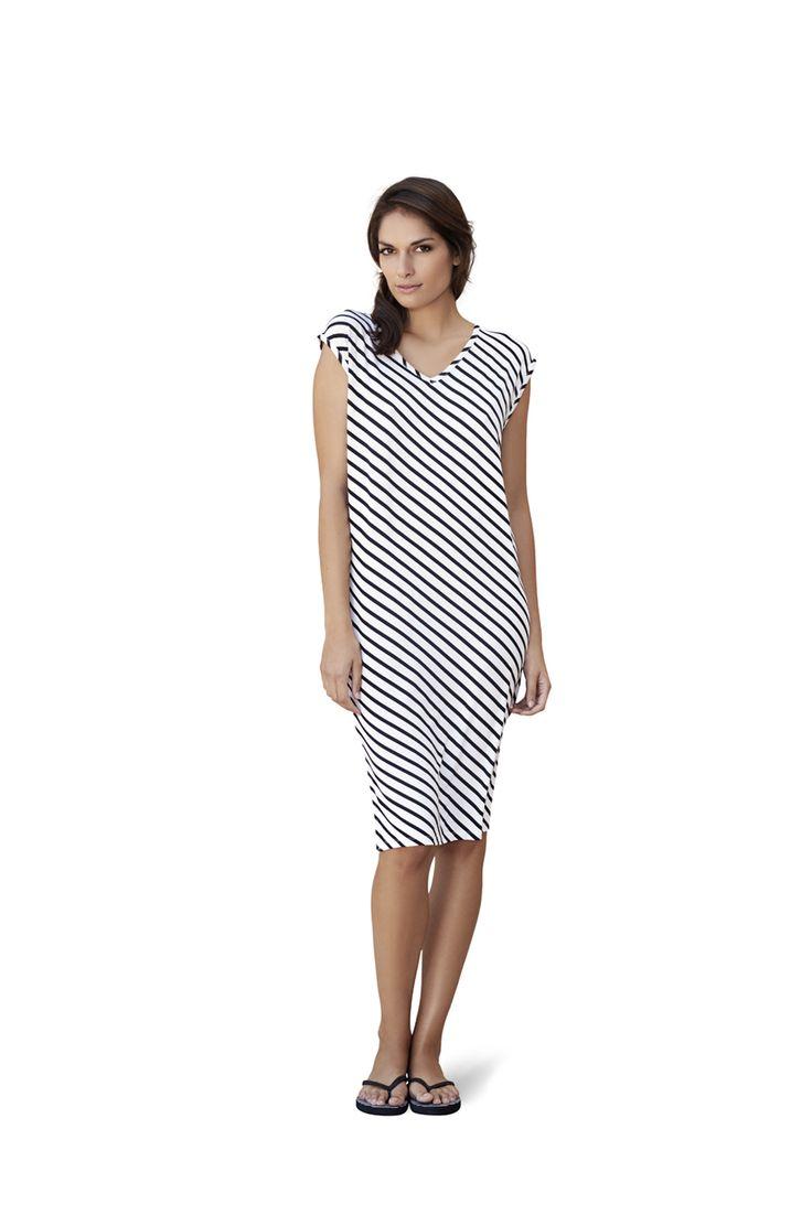 soyaconcept - dress - stripes