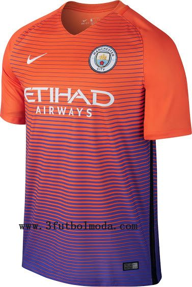 manchester city 2016-17 third thai soccer jersey,free shipping,no customs problems,safe payment paypal,visa,master,size S,M,L,XL Web:www.esfutbolmoda.com