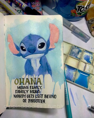 Quote from Lilo & Stitch (Disney)