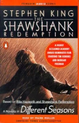 The Shawshank Redemption by Stephen King (Audiobook).