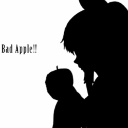 Check out this recording of 【Touhou】Bad Apple【English Version】 made with the Sing! Karaoke app by Smule.
