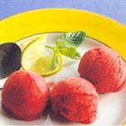 Een heerlijk recept: Frambozenijs