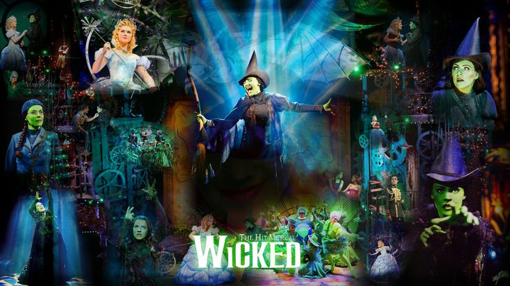 wicked musical cast new york