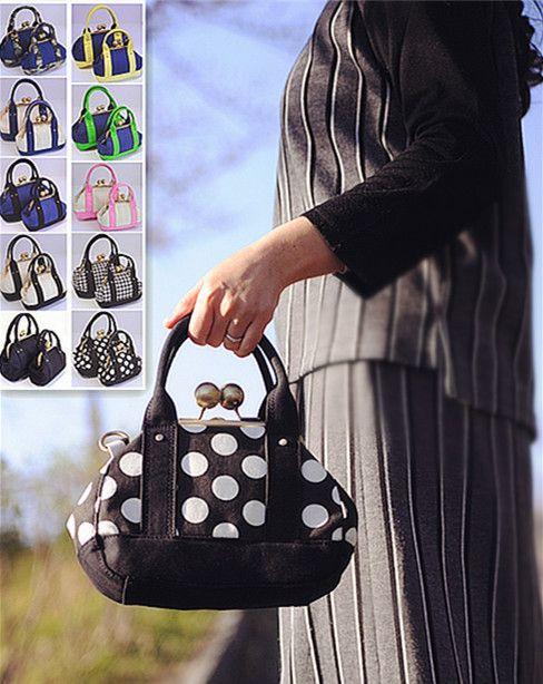 【nanqueen's オリジナル】【ミニサイズ】【こどもバッグ】がま口リュック&ショルダー3wayバッグ