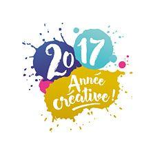 Mutilitude de splashs façon Pollock pour cette nouvelle carte made in Popcarte. Mélanges de bleu, rose et jaune, égayez la vie des professionnels qui vous entourent...