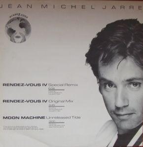 "Jean Michel Jarre – Rendez-Vous IV 12"" POSPX 788 Muzyka Elektroniczna   Winyle"