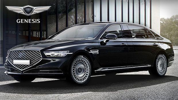 2020 Genesis G90 Large Luxury Sedan With An Impressive V8 Engine Luxury Sedan Sedan Latest Cars