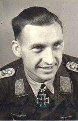 Erich Putzka RK 09.12.1942 Hauptmann Staffelkapitän Aufkl.Staffel 3.(F)/121