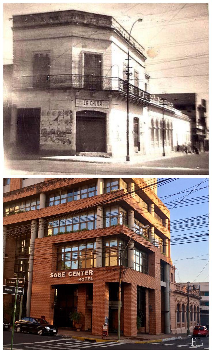 México y 25 de Mayo . Asunción-Paraguay