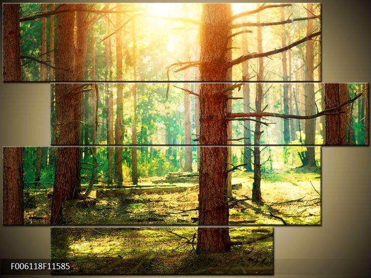 1000 idee n over bos schilderij op pinterest dennenboom kunst natuurschilderijen en boom kunst - Kleur schilderij slaapkamer volwassen foto ...