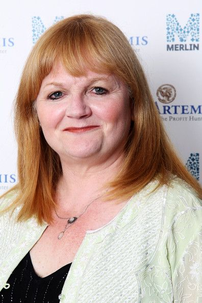 Lesley Nicol Lesley Nicol attends an Evening With Downton Abbey - Raising Money For Merlin - The Medical Relief Charity at The Savoy Hotel o...