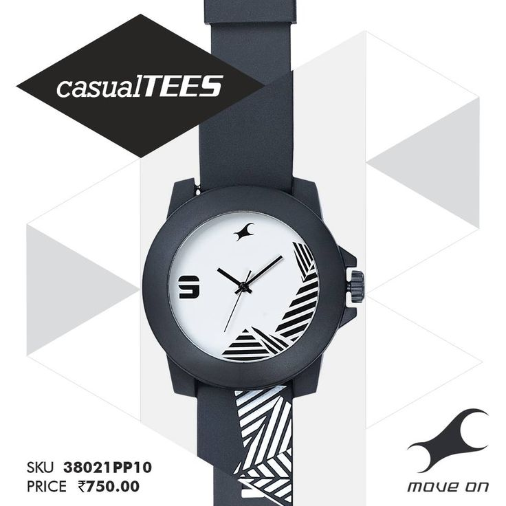 Take it down a notch. #CasualTEES http://fastrack.in/casualtees/