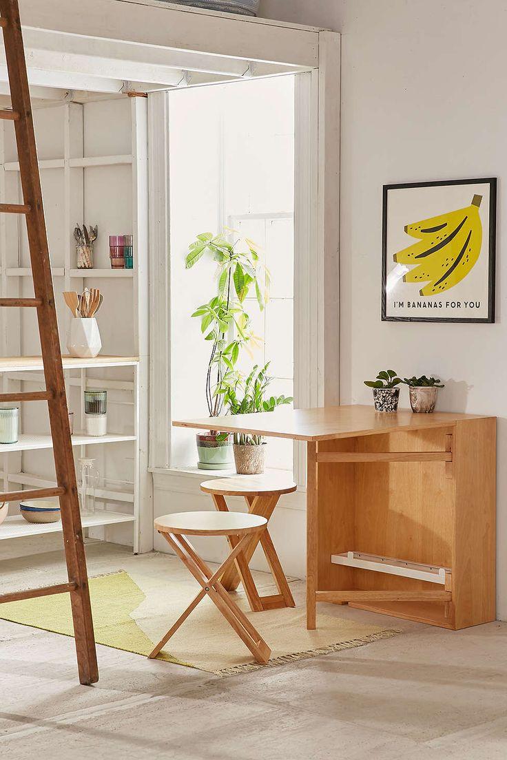 magritt foldaway dining set apartment